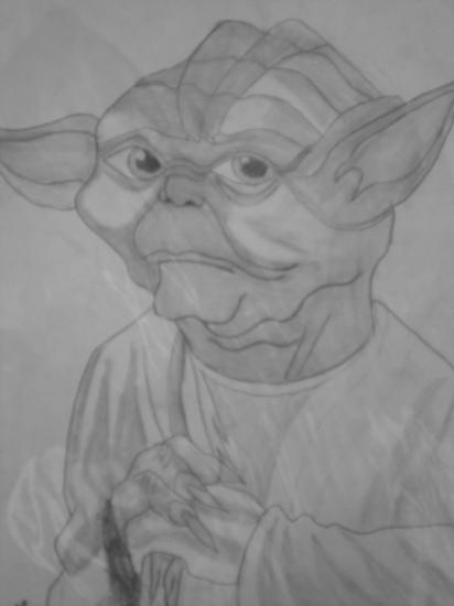Yoda par cjartman